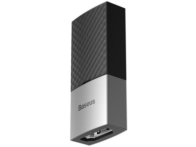 مبدل افزایش طول کابل اچ دی ام آی بیسوس مدل HDMI Signal Extender CAFDQ-0G