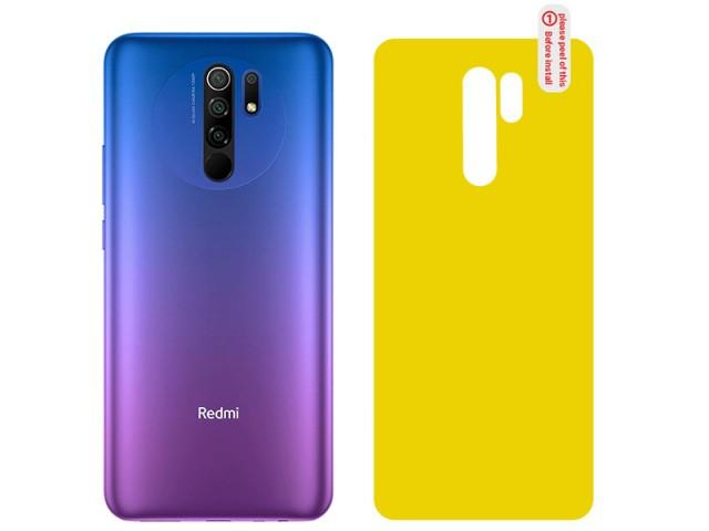 برچسب نانو پشت گوشی مناسب برای گوشی موبایل شیائومی Redmi 9