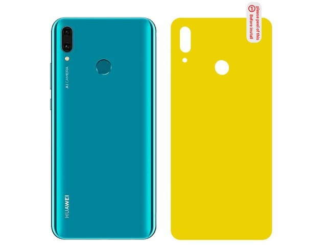 برچسب نانو پشت گوشی مناسب برای گوشی موبایل هوآوی Y9 2019