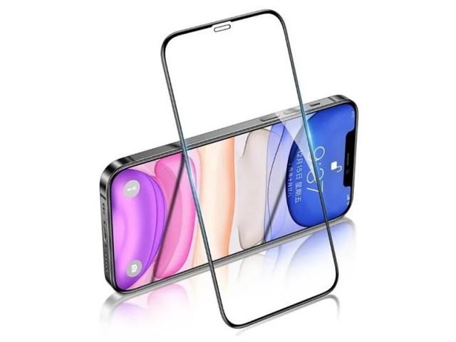 محافظ صفحه نمایش یوسمز مدل BH639M01 مناسب برای گوشی موبایل iPhone 12/12 Pro