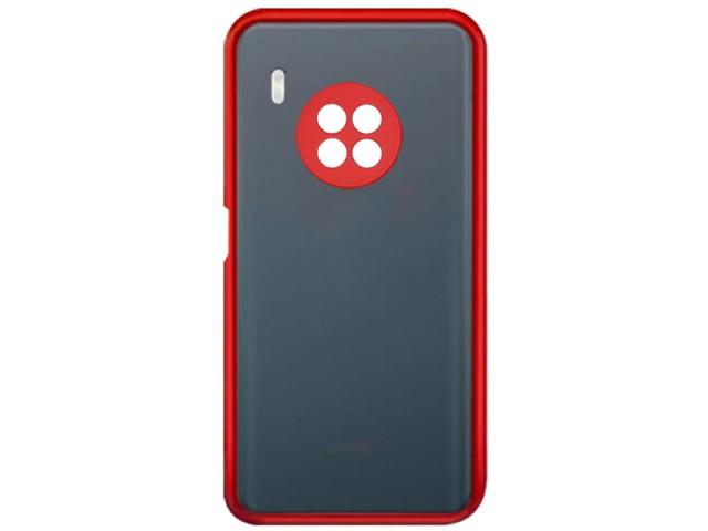 کاور پشت مات دور رنگی مناسب برای گوشی موبایل هوآوی Y9A