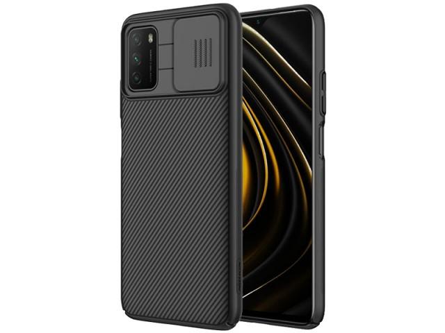 کاور اورجینال نیلکین مدل CamShield مناسب برای گوشی موبایل شیائومی Poco M3