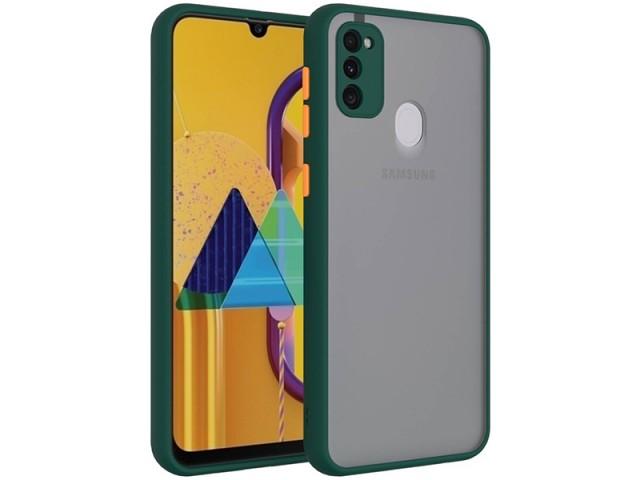 کاور پشت مات دور رنگی مناسب برای گوشی موبایل سامسونگ M30s