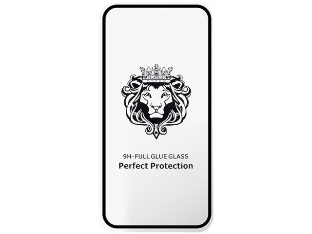محافظ صفحه نمایش شیر نشان مناسب برای گوشی موبايل سامسونگ A80/A90
