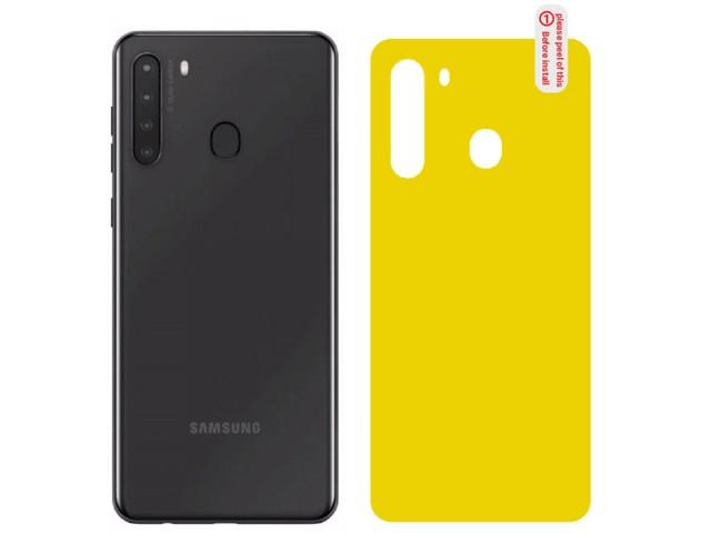 برچسب نانو پشت گوشی مناسب برای گوشی موبایل سامسونگ A21