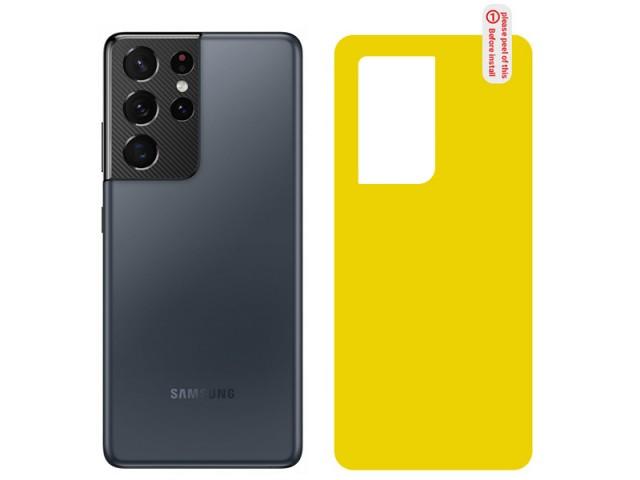 برچسب نانو پشت گوشی مناسب برای گوشی موبایل سامسونگ S21 Ultra