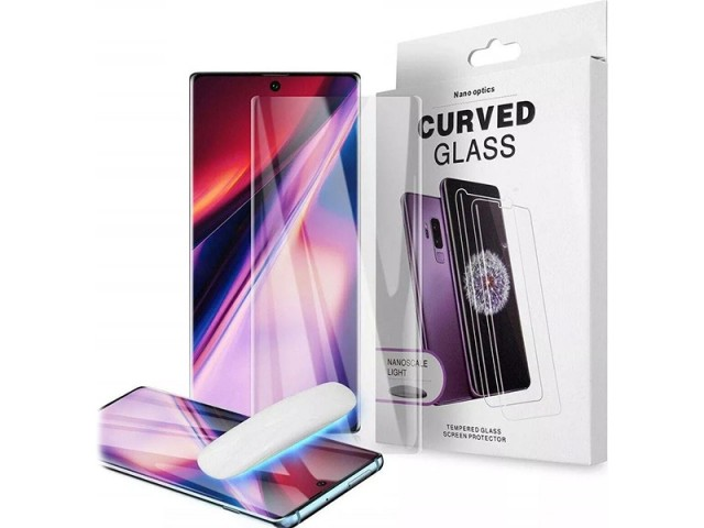 محافظ صفحه نمایش UV مناسب برای گوشی موبایل شیائومی Mi Note 10/Mi Note 10 Pro/Mi CC9 Pro