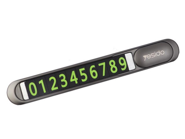 استند شماره نویس موبایل مخصوص پارک خودرو یسیدو مدل C88