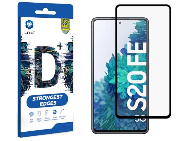 محافظ صفحه نمایش لیتو مدل +D مناسب برای گوشی موبایل سامسونگ S20 FE