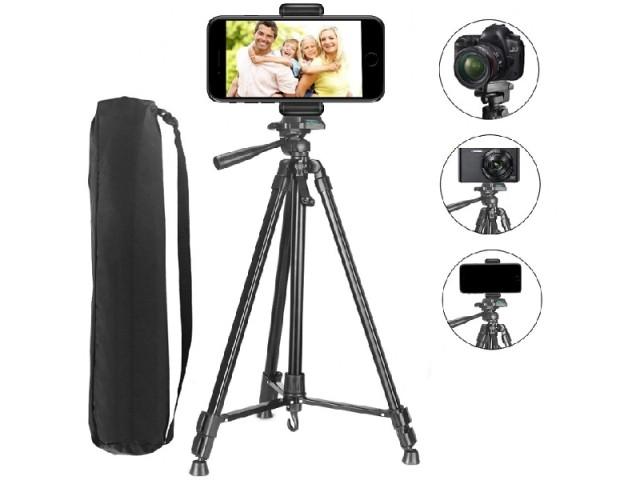 سه پایه دوربین و گوشی موبایل مدل Candc DC-360