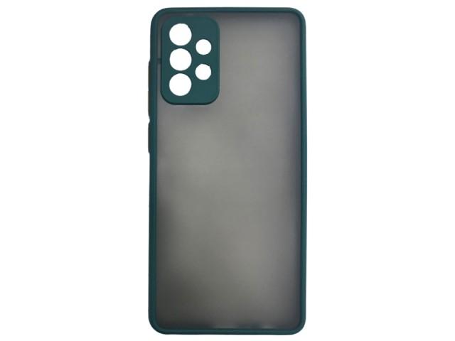 کاور پشت مات دور رنگی مناسب برای گوشی موبایل سامسونگ A52
