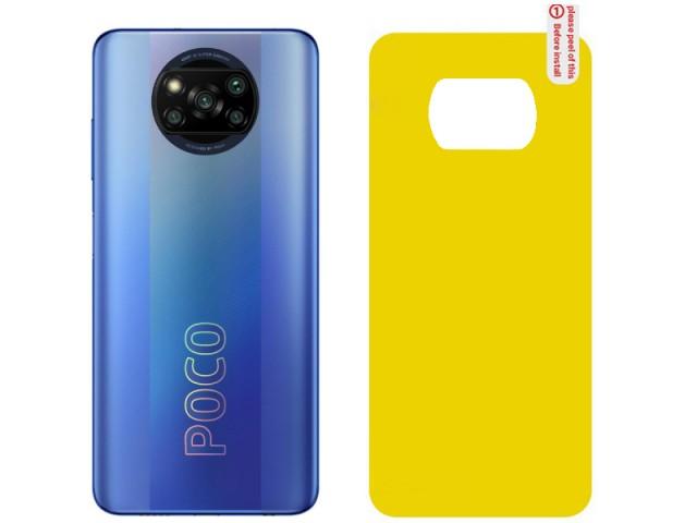 برچسب نانو پشت گوشی مناسب برای گوشی موبایل شیائومی Poco X3