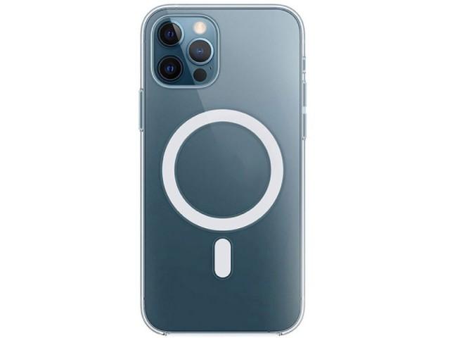 کاور مگ سیف کیفون مدل Magnetic Case مناسب برای گوشی موبایل iPhone 12 Pro Max