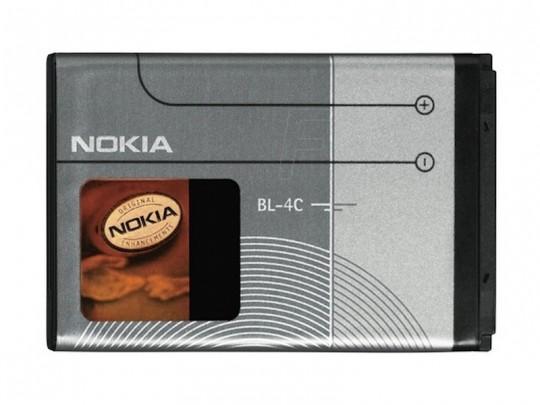 باطری اصلی نوکیا مدل BL-4C