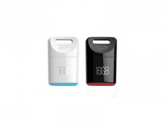 فلش مموري  16 گيگابايت سيليکون پاور مدل Touch T06