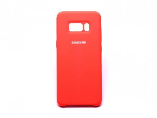 قاب محافظ سیلیکونی سامسونگ مدل  Galaxy S8 Plus