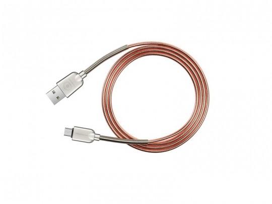 کابل شارژ و انتقال داده فلزی  WUW  مدل X30 مناسب برای اندروید