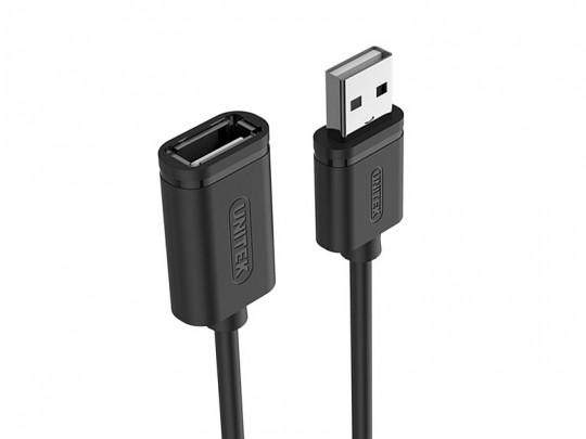 کابل تبدیل USB به USB يونيتک مدل Y-C417GBK طول 3 متر