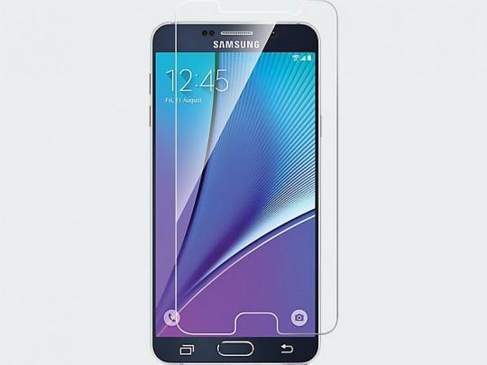 محافظ صفحه نمایش شیشه ای تمپرد  مناسب برای گوشی موبایل سامسونگ Galaxy Note 5