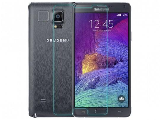 محافظ صفحه نمایش شیشه ای تمپرد  مناسب برای گوشی موبایل سامسونگ Galaxy Note 4