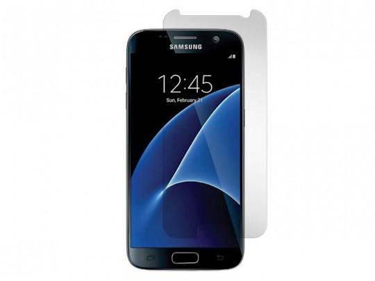محافظ صفحه نمایش شیشه ای تمپرد  مناسب برای گوشی موبایل سامسونگ Galaxy S7