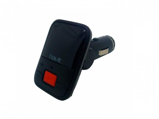 اف ام پلیر بلوتوث خودرو هویت مدل HV-FM29BT