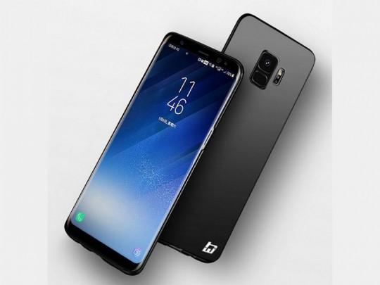 قاب محافظ هوآنمین مدل VIP  مناسب برای گوشی موبایل سامسونگ گلکسی S9