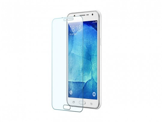 محافظ صفحه نمایش شیشه ای مدل تمپرد مناسب برای گوشی موبایل سامسونگ J5 Pro