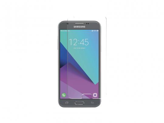 محافظ صفحه نمایش شیشه ای مدل تمپرد مناسب برای گوشی موبایل سامسونگ J3 Pro
