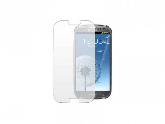 محافظ صفحه نمایش شیشه ای مدل Tempered مناسب برای گوشی موبایل سامسونگ Galaxy S3
