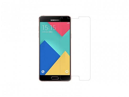 محافظ صفحه نمایش شیشه ای مدل Tempered مناسب برای گوشی موبایل سامسونگ Galaxy A9