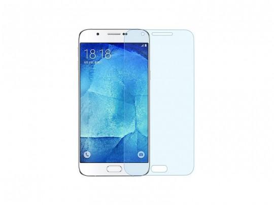 محافظ صفحه نمایش شیشه ای مدل Tempered مناسب برای گوشی موبایل سامسونگ Galaxy A8