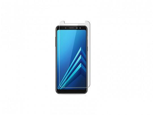 محافظ صفحه نمایش شیشه ای مدل Tempered مناسب برای گوشی موبایل سامسونگ Galaxy A8 plus