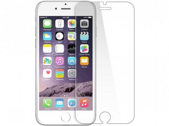 محافظ صفحه نمايش شيشه ای مدل Tempered مناسب برای گوشی موبايل اپل آیفون 6