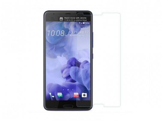 محافظ صفحه نمایش شیشه ای مدل Tempered مناسب برای گوشی موبایل اچ تی سی U Ultra