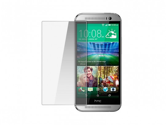 محافظ صفحه نمایش شیشه ای مدل Tempered مناسب برای گوشی موبایل اچ تی سی One M8