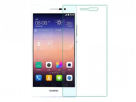 محافظ صفحه نمایش شیشه ای مدل Tempered مناسب برای موبایل هوآوی P7
