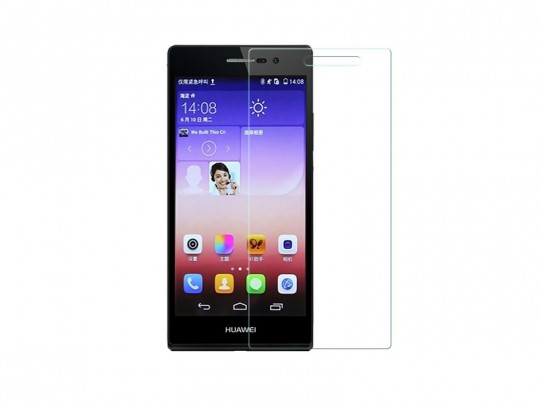 محافظ صفحه نمایش شیشه ای مدل Tempered مناسب برای موبایل هوآوی P6