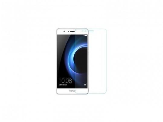 محافظ صفحه نمایش شیشه ای مدل Tempered مناسب برای گوشی موبایل هوآوی Honor v8