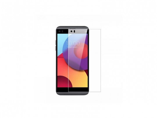 محافظ صفحه نمایش مدل Tempered Glass مناسب برای گوشی موبایل ال جی Q8