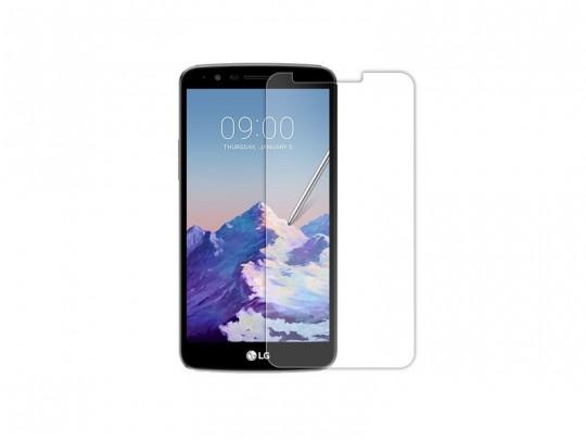محافظ صفحه نمایش شیشه ای مدل Tempered مناسب برای گوشی موبایل ال جی Stylus 3