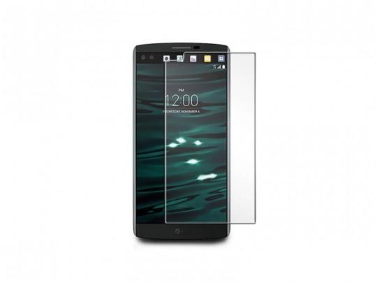 محافظ صفحه نمایش شیشه ای مدل Tempered مناسب برای گوشی موبایل ال جی V10