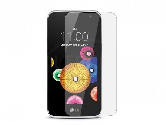 محافظ صفحه نمایش شیشه ای مدل Tempered مناسب برای گوشی موبایل ال جی K4