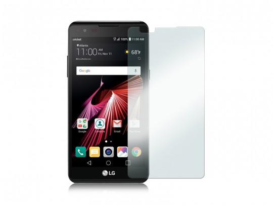 محافظ صفحه نمایش شیشه ای  مدل Tempered مناسب برای گوشی موبایل ال جی X Screen