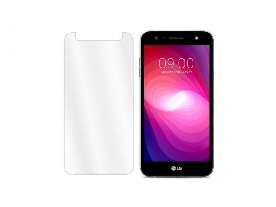 محافظ صفحه نمایش شیشه ای مدل Tempered مناسب برای گوشی موبایل ال جی X Power 2