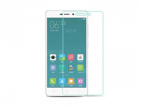 محافظ صفحه نمایش شیشه ای مدل Tempered مناسب برای گوشی موبایل شیاومی Redmi 3