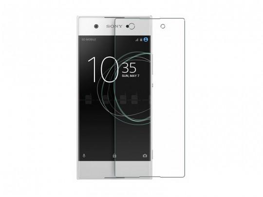محافظ صفحه نمایش شیشه ای  مدل Tempered مناسب برای گوشی موبایل سونی Xperia XA1 Plus