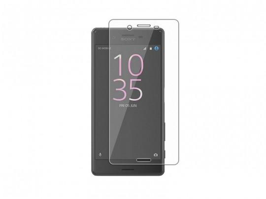 محافظ صفحه نمایش شیشه ای تمپرد مناسب برای گوشی موبایل سونی Xperia X