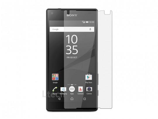 محافظ صفحه نمایش شیشه ای تمپرد مناسب برای گوشی موبایل سونی Xperia Z5 Compact