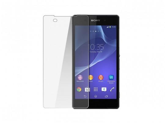 محافظ صفحه نمایش شیشه ای مدل Tempered مناسب برای گوشی موبایل سونی Xperia Z2